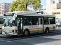 Isuzu ERGAmio, Saga City Transportation Bureau, (698) Front Perspective View.jpg