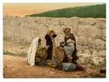 Itinerant shoemaker of Jerusalem, Holy Land-LCCN2002725083.tif