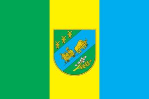 Ivanivka Raion, Odessa Oblast - Image: Ivanivskyi rayon prapor