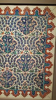Iznik Pottery Wikipedia