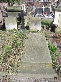 Józef Targowski grób.JPG