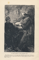 J. Cooper, Sr. - Sir Walter Scott - Le Noir Faineant in the Hermit's Cell - Ivanhoe original scan.png