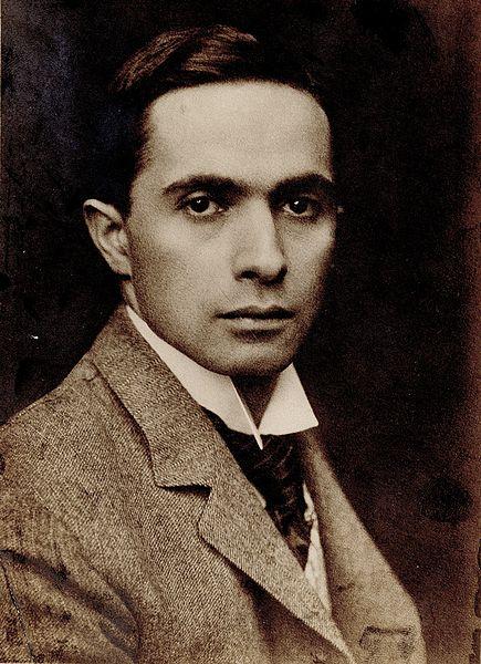 Photo of J. C. Leyendecker