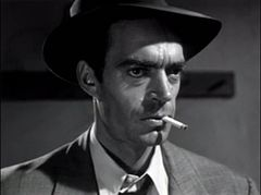 Jack Elam w filmie Kansas City Confidential