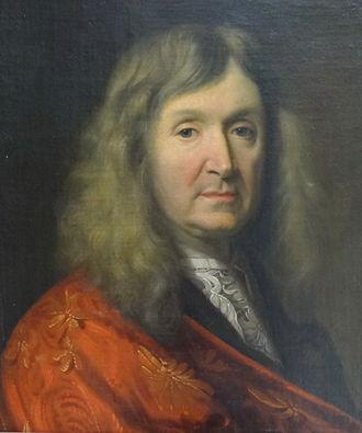 Thomas Corneille - Thomas Corneille (Jacob van Loo, Musée des Beaux-Arts de Rouen)