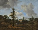 Jacob van Ruisdael - Country House in a Park.jpg