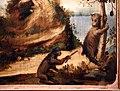 Jacopo tintoretto, scena allegorica con fuoco e animali, 03.jpg