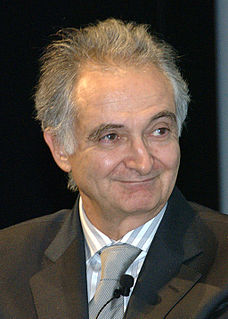 Jacques Attali French economist