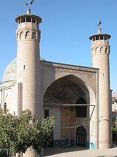 Jameh Mosque of Borujerd mosque in Borujerd, Iran