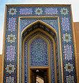 Jame mosque yazd tilework.jpg