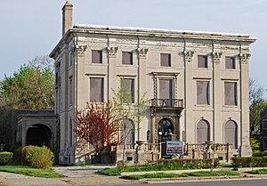 Indian Village, Detroit - Image: James Burgess Book Jr House