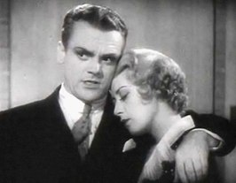James Cagney en Joan Blondell in Footlight Parade