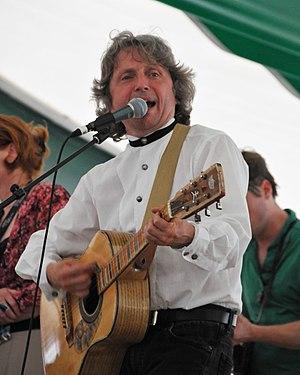 James Gordon (Canadian musician) - James Gordon performing at Hillside Festival in 2008.