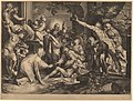 Jan Muller after Abraham Bloemaert, The Raising of Lazarus, c. 1600, NGA 61209.jpg