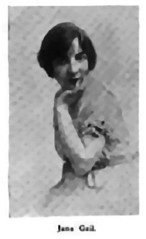 Jane Gail - The Moving Picture World, November 22, 1913