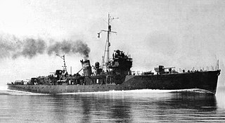 <i>Shimushu</i>-class escort ship Japanese ship class