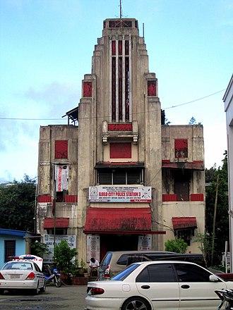 Jaro, Iloilo City - The Old Municipal Hall of Jaro