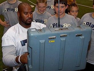 Jason Smith (American football) - Smith operating a Foster-Miller TALON in 2010