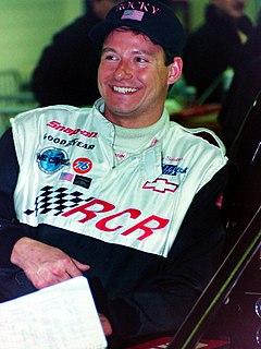 Jay Sauter American stock car racing driver