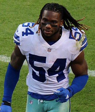 Jaylon Smith - Smith in 2017