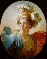 The Goddess Minerva