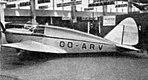 Jean de Wouters d'Oplinter W.4 photo L'Aerophile June 1937.jpg