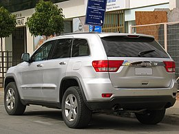 Jeep Grand Cherokee 3.0 CRD Limited 2013 (14084649214).jpg