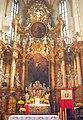 Jelenia góra, kościól pw. śś Erazma i Pankracego, ołtarz główny (Aw58).JPG