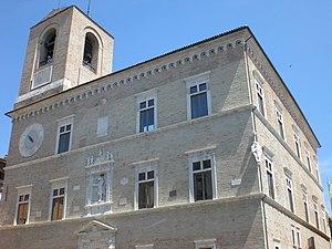 Iesi - Image: Jesi, Palazzo della Signoria