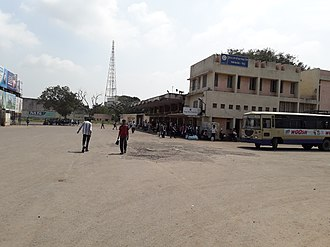 Jetpur, Navagadh - Jetpur GSRTC Bus Station