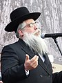 Jewish Rabbi Addresses Crowd at May 18 Commemoration of Crimean Tatar Deportations-Genocide - Maidan Square - Kiev - Ukraine - 02 (26826396900).jpg