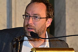 File photo of Jimmy Wales, 2012.  Image: Letartean.