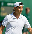 Jimmy Wang 1, 2015 Wimbledon Qualifying - Diliff.jpg