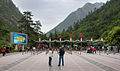 Jiuzhaigou Sichuan China Main-entrance-to-the-valleys-01.jpg