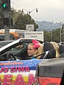 JoJo Siwa driving her car in Beverly Hills.jpg