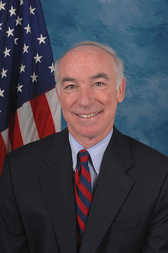 Joe Courtney (politician) - Courtney's first official Congress photograph