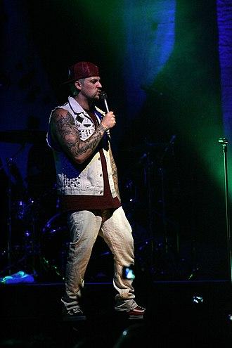 Joel Madden - Madden performing in Sydney in September 2012