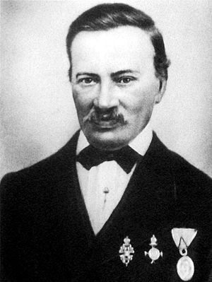Johann Georg Ramsauer - Image: Johann Georg Ramsauer