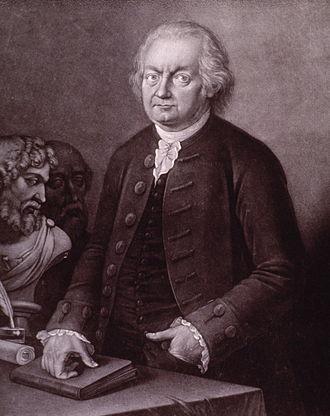 Johann Gottlob Leidenfrost - Johann Gottlob Leidenfrost