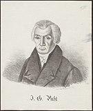 Johann Gottfried Pahl -  Bild