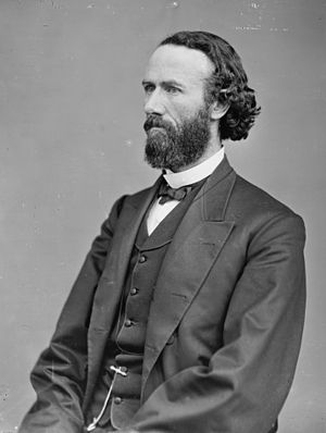 Ulysses S. Grant presidential administration scandals - Senator John B. Henderson was so vigorous in his prosecution that even members of the Whiskey Ring feared his voice during the trial.