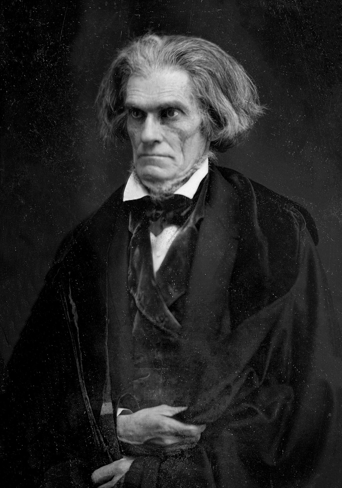 An analysis of the government in a disquisition on government by john c calhoun