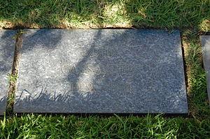John Cassavetes - John Cassavetes's grave