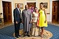 John Dramani Mahama with Obamas 2014.jpg