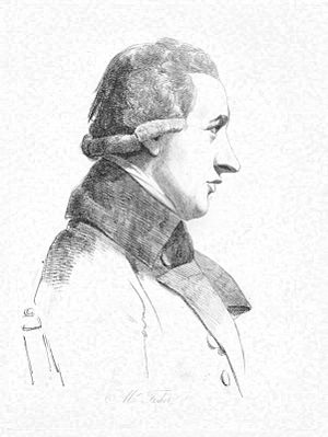 John Fisher (bishop of Salisbury) - John Fisher by William Daniell, etching, 1793. National Portrait Gallery, London