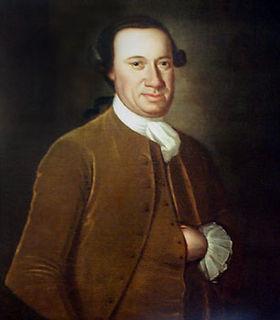 John Hanson American merchant and public official (1721-1783)