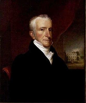 John Neagle - Self-portrait by John Neagle