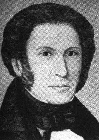 John Parry (Mormon) - Image: John Parry (Mormon)