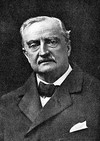 United Irish League - John Redmond MP, first leader  of the United Irish League.