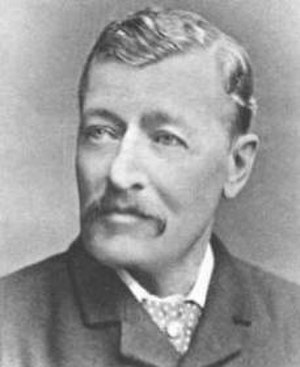 John Underwood Bateman-Champain - John Underwood Bateman-Champain in 1875